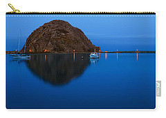 Morro Bay Calm Morning Carry-all Pouch