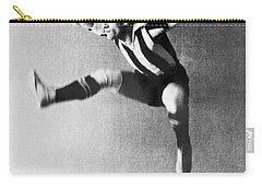 Moscow Opera Ballet Dancer Carry-all Pouch by Underwood Archives