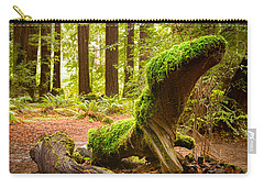 Mossy Creature Carry-all Pouch