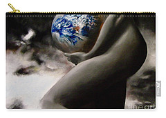 Mother Earth Carry-all Pouch by Chelle Brantley