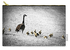 Mother Goose Carry-all Pouch by Elena Elisseeva