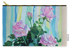 Mother's Roses Carry-all Pouch