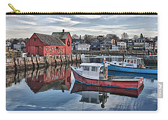 Motif 1 Sky Reflections Carry-all Pouch