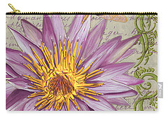 Moulin Floral 1 Carry-all Pouch