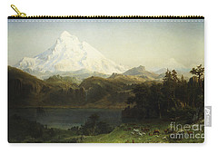 Mount Hood In Oregon Carry-all Pouch