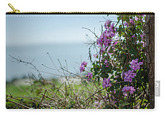Mount Of Beatitudes Carry-all Pouch