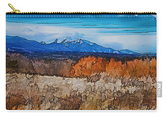 Mount Princeton Carry-all Pouch