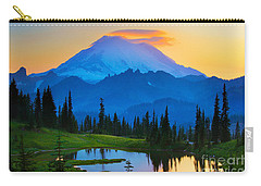 Mount Rainier Goodnight Carry-all Pouch