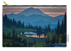 Mount Rainier Layers Carry-all Pouch