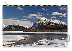 Mount Rundle Carry-all Pouch