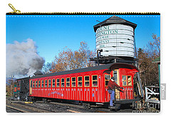 Mount Washington Cog Railway Car 6 Carry-all Pouch