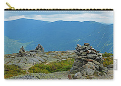 Mount Washington Rock Cairns Carry-all Pouch