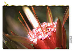 Carry-all Pouch featuring the photograph Mountain Devil by Miroslava Jurcik