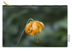 Mountain Flower Carry-all Pouch