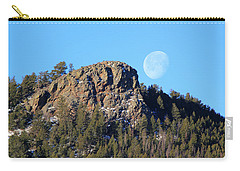 Mountain Moonset Carry-all Pouch