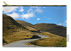 Mountain Pass Road Carry-all Pouch