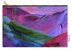 Mountain Reverence Carry-all Pouch