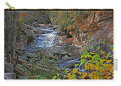 Carry-all Pouch featuring the photograph Mountain Splendor by HH Photography of Florida