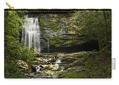 Mountain Stream Falls Carry-all Pouch