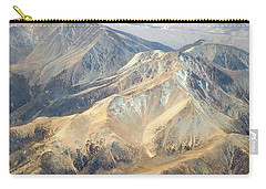 Carry-all Pouch featuring the photograph Mountain View 2 by Mark Greenberg