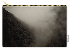 Mountains And Mist Carry-all Pouch