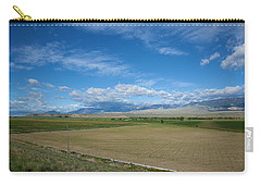 Mountains In The Distance Carry-all Pouch
