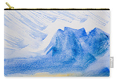 Mountains Tasmania Carry-all Pouch