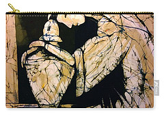 Mourning Angel Carry-all Pouch