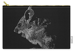 Mouse Carry-all Pouch by Lawrence Tripoli