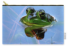 Mr. Frog Carry-all Pouch