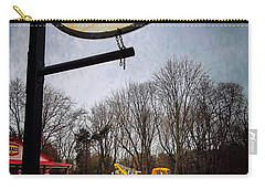 Mr. Towed's Magical Ride Carry-all Pouch by Robert McCubbin