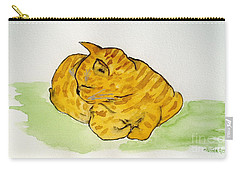 Mr. Yellow Carry-all Pouch