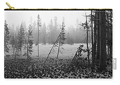 Mt Bachelor Road Carry-all Pouch