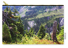 Mt. Baker Washington Carry-all Pouch