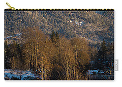 Mt Baldy Near Grants Pass Carry-all Pouch by Mick Anderson