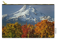 1m5117-mt. Hood In Autumn Carry-all Pouch