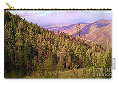 Mt. Lemmon Vista Carry-all Pouch