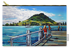 Mt Maunganui Pier 140114 Carry-all Pouch