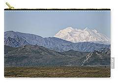 Mt. Mckinley Aka Denali Carry-all Pouch