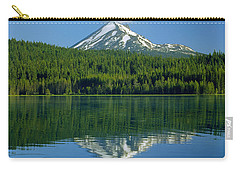 1m5705-h-mt. Mcloughlin From Lake Of The Woods Carry-all Pouch