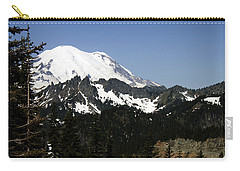 Mt Rainer From Wa-410 Carry-all Pouch