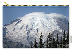 Mt. Rainier In August 2 Carry-all Pouch