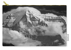 102496-mt. Robson Wreathed In Clouds Carry-all Pouch