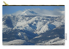 Mt Rose Reno Nevada Carry-all Pouch