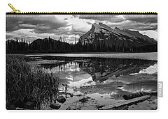Mt. Rundle Reflection Carry-all Pouch