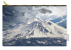 Mt Shasta Carry-all Pouch by Athala Carole Bruckner