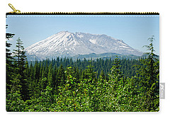 Mt. St. Hellens Carry-all Pouch