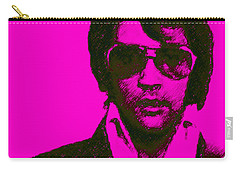 Mugshot Elvis Presley M80 Carry-all Pouch