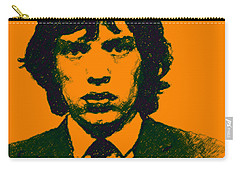 Mugshot Mick Jagger P0 Carry-all Pouch