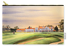 Muirfield Golf Course 18th Green Carry-all Pouch